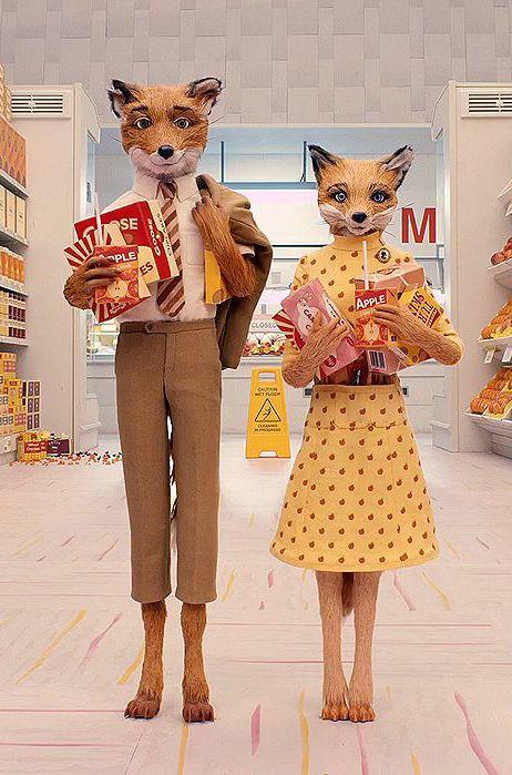 Fantastic Mr Fox 2009 F I L M S O N T H E S I L V E R S C R E E N