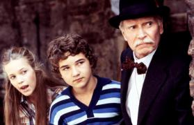 A LITTLE ROMANCE, Diane Lane, Thelonius Bernard, Laurence Olivier, 1979, (c) Orion