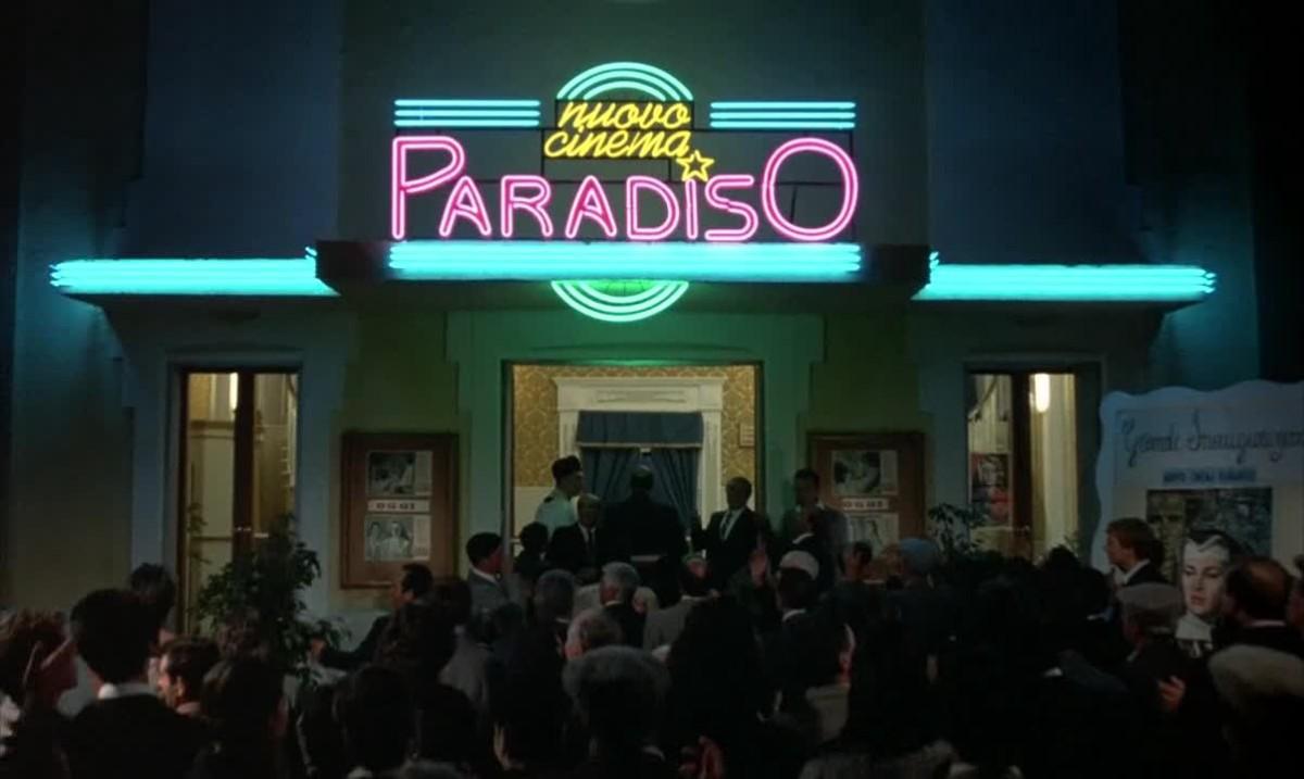 'Cinema Paradiso' 1988