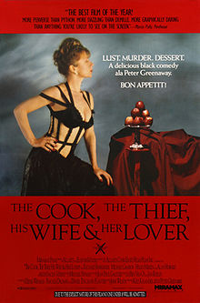 The Cook The Thief His Wife & Her Lover