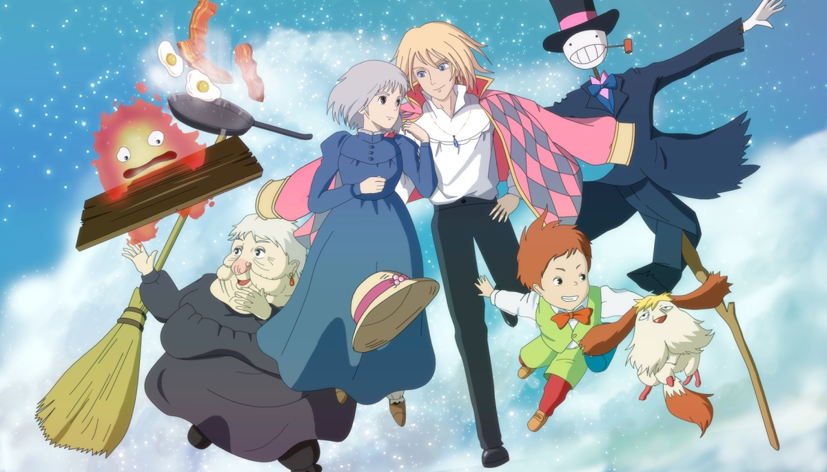 'Howl's Moving Castle' 2004